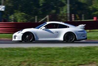 2021 MVP MO Blue Car # 6