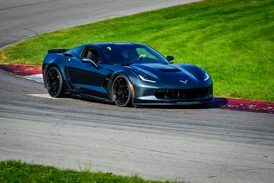 2021 MVP MO Green Car # 1