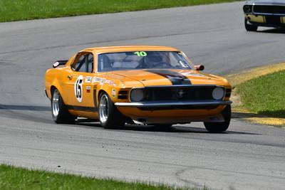 2021 MVP MO Green Car # 10