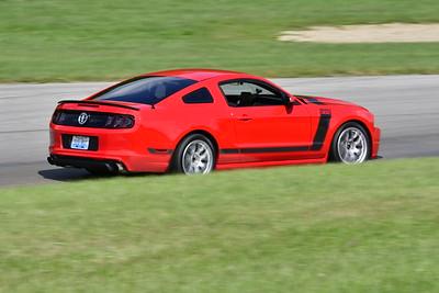 2021 MVP MO Green Car # 11