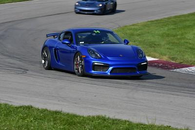 2021 MVP MO Green Car # 14