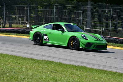 2021 MVP MO Green Car # 15