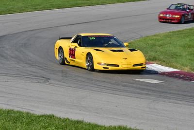 2021 MVP MO Green Car # 20