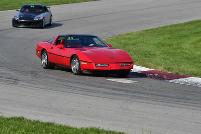 2021 MVP MO Green Car # 21