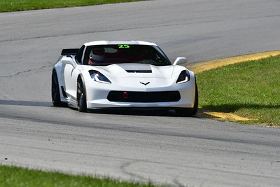 2021 MVP MO Green Car # 25