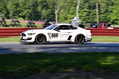2021 MVP MO Green Car # 5