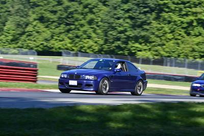 2021 MVP MO Green Car # 8
