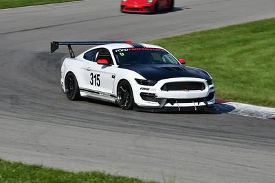 2021 MVP MO Green Car # 9