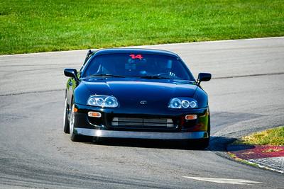 2021 MVP MO Novice Car # 14