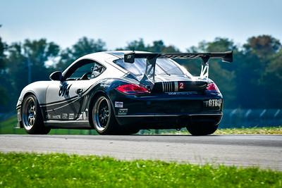 2021 MVP MO Novice Car # 8