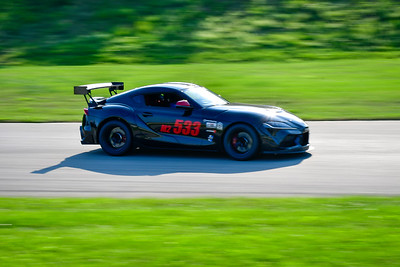 2021 SCCA Pitt Race TNIA Aug Adv Blk Supra