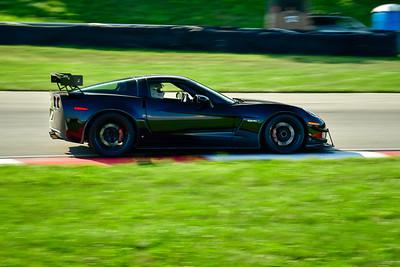 2021 SCCA Pitt Race TNIA Aug Adv Blk Vette Wing