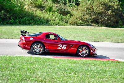 2021 SCCA Pitt Race TNIA Aug Adv Burgundy Viper
