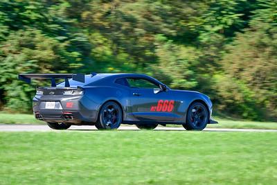 2021 SCCA Pitt Race TNIA Aug Adv Dk Silver Camaro