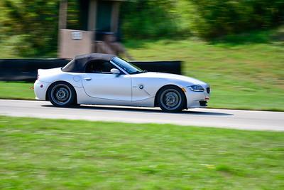 2021 SCCA Pitt Race TNIA Aug Adv Silver BMW Z4