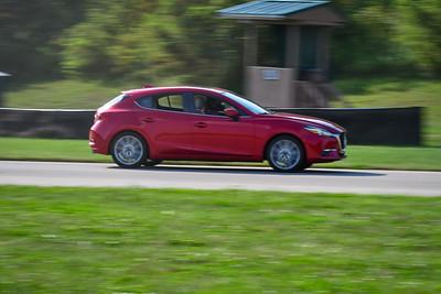 2021 SCCA Pitt Race TNIA Aug Interm Burgundy Mazda