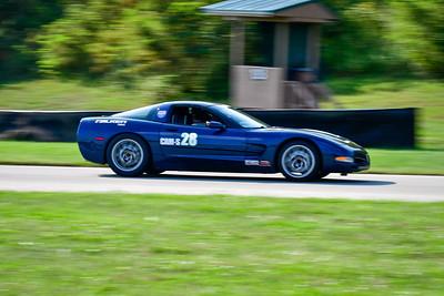 2021 SCCA Pitt Race TNIA Aug Interm Dk Blu Vette