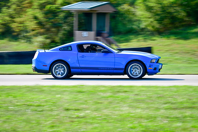 2021 SCCA Pitt Race TNIA Aug Novice Blu Lt Mustang Older