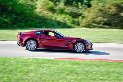 2021 SCCA Pitt Race TNIA Aug Novice Burgundy Vette