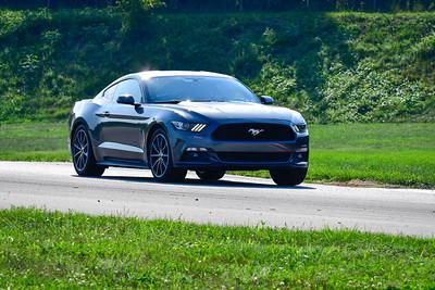 2021 SCCA Pitt Race TNIA Aug Novice Dk Silver Mustang