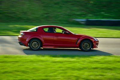 2021 SCCA Pitt Race TNIA Aug Novice Red RX8