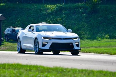 2021 SCCA Pitt Race TNIA Aug Novice Wht Camaro