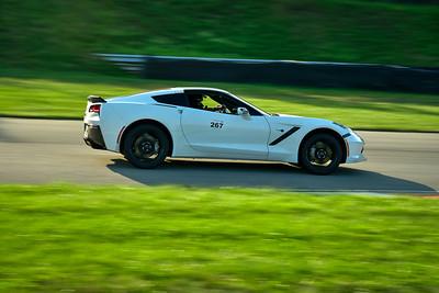 2021 SCCA Pitt Race TNIA Aug Novice Wht Vette