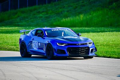 2021 SCCA Pitt Race Mix Event Weekend TNiA Parade Laps