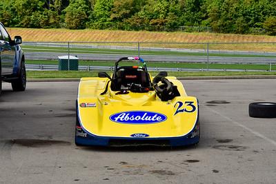 2021 SCCA Pitt Race Mix Event Weekend TNiA Paddock