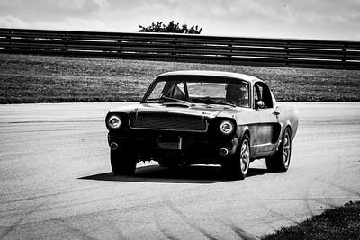 2021 SCCA TNiA Pitt Race Adv Blk Vintage Mustang