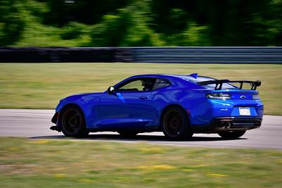 2021 SCCA TNiA Pitt Race Adv Blu Camaro Wing