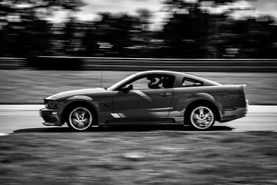 2021 SCCA TNiA Pitt Race Adv Red Mustang Shelby Older