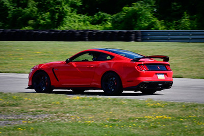 2021 SCCA TNiA Pitt Race Adv Red Mustang Shelby