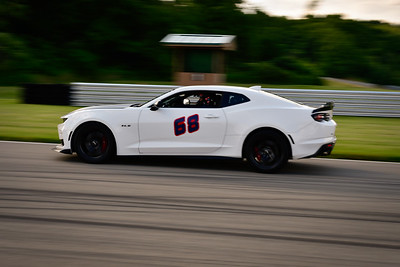 2021 SCCA TNiA Pitt Race Adv White Camaro