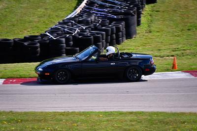 2021 SCCA TNiA Pitt Race Int Blk Miata