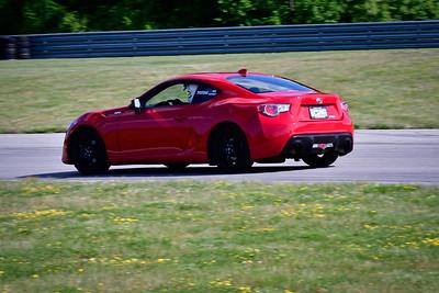 2021 SCCA TNiA Pitt Race Int Red Twin