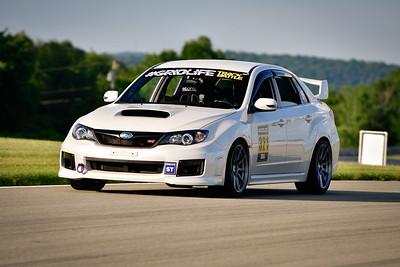 2021 SCCA TNiA Pitt Race Int White Subi Wing