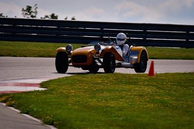 2021 SCCA TNiA Pitt Race Int Yellow Super 7