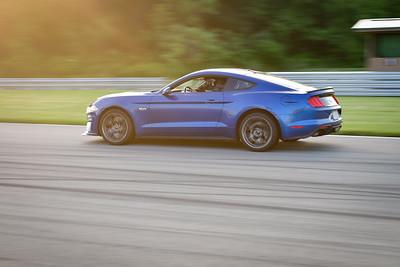 2021 SCCA TNiA Pitt Race Nov Blu Mustang New