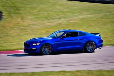 2021 SCCA TNiA Pitt Race Nov Blu Mustang Shelby