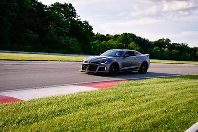 2021 SCCA TNiA Pitt Race Nov Dk Gray Camaro