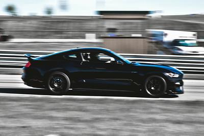 2021 SCCA TNiA Pitt Nov Blk Mustang Wht Stripes