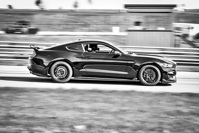 2021 SCCA TNiA Pitt Nov Blk Mustang