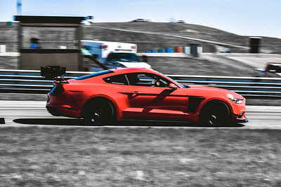 2021 SCCA TNiA Pitt Adv Red Mustang Wing