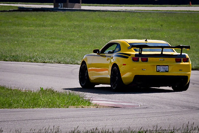 2021 SCCA TNiA Pitt Adv Yellow Camaro Wing