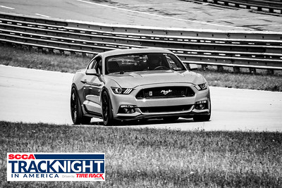 2021 SCCA TNiA Pitt Int Red Mustang Shelby