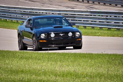 2021 SCCA TNiA Pitt Int Blk Mustang Older