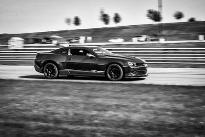 2021 SCCA TNiA Pitt Int Blk Camaro