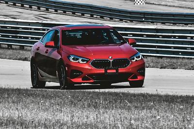2021 SCCA TNiA Pitt Int Red BMW