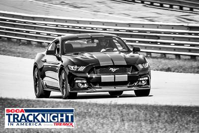 2021 SCCA TNiA Pitt Nov Blk Mustang Slv Stripes